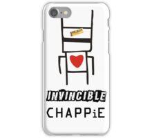 Invincible chappie iPhone Case/Skin
