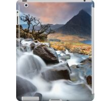 Tree and Tryfan iPad Case/Skin