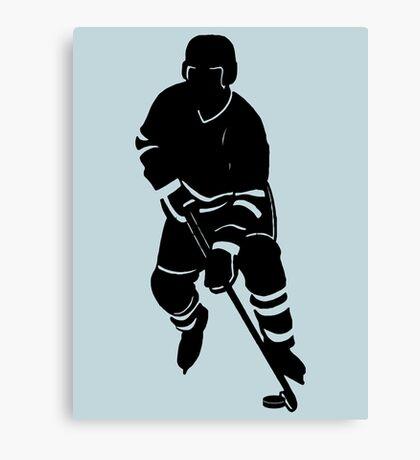 Hockey Guy Canvas Print