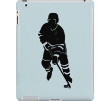 Hockey Guy iPad Case/Skin