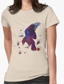 Ink Raven Womens Fitted T-Shirt