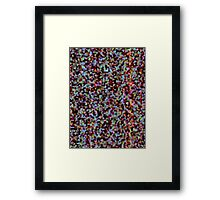 Empty=Full of all possibilities Framed Print