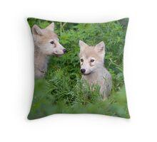 Cute pair  Throw Pillow
