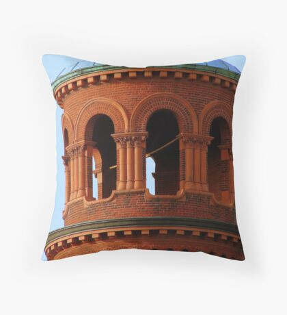 Turret Throw Pillow