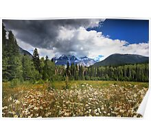 Mount Robson, BC, Canada Poster