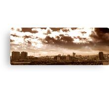Belfast cityscape Canvas Print