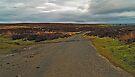 Moorland Road and Dallow Gill by WatscapePhoto
