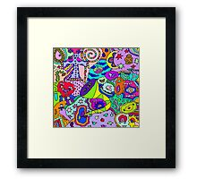 Abstract 13 Framed Print