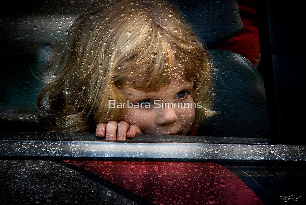 Rain Rain Go Away by Barbara Simmons