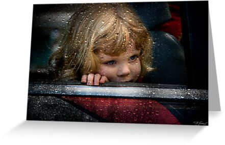 Rain Rain Go Away by Barbara Simmons