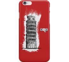 Italic iPhone Case/Skin