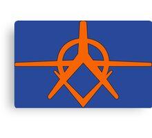 Crackdown - Agency Logo Canvas Print