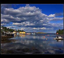 Northwest Cove, Nova Scotia by Dan Snyder