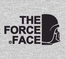 The Force Face Kids Tee