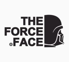 The Force Face by KokoBlacsquare