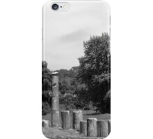 Shadows Of The Past iPhone Case/Skin