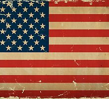 American Flag VINTAGE by USAswagg2