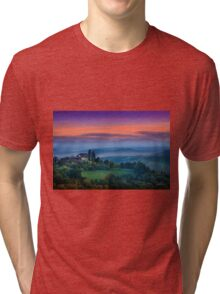 Natures Paintbrush Tri-blend T-Shirt
