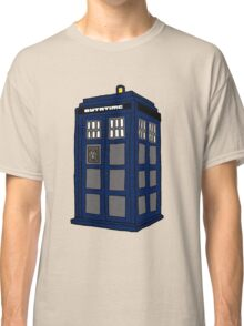 Hill Valley Time Lord Classic T-Shirt