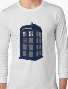 Hill Valley Time Lord Long Sleeve T-Shirt