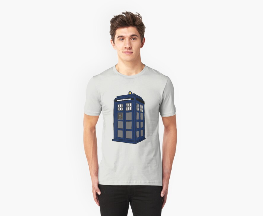 Hill Valley Time Lord by ScurvyKerr