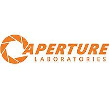 Aperture Science Photographic Print