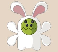 Spider Bunny by Frank Pena