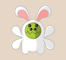 Spider Bunny Womens Fitted T-Shirt