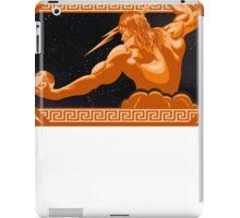 The Wrath of Zeus iPad Case/Skin