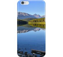 Patricia Lake, Jasper National Park iPhone Case/Skin