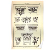 A Handbook Of Ornament With Three Hundred Plates Franz Sales Meyer 1896 0233 Supports Pilaster Capital Poster