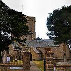 ST Mary the Virgin, Burton Bradstock, Dorset UK by lynn carter