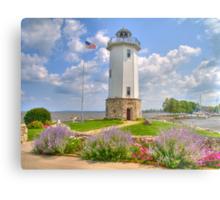 Lakeside Lighthouse  Metal Print