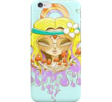 Lady Lava iPhone Case/Skin