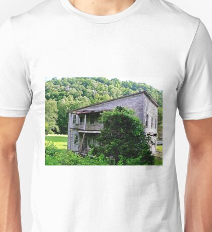 Front Wall  Unisex T-Shirt