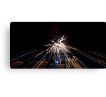 Light Speed Canvas Print
