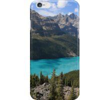 Peyto Lake, Banff National Park iPhone Case/Skin