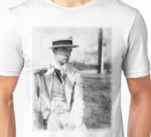 Buster Keaton by John Springfield Unisex T-Shirt