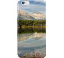 Herbert Lake, Banff NP iPhone Case/Skin
