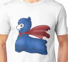 Super Llama Blue  Unisex T-Shirt