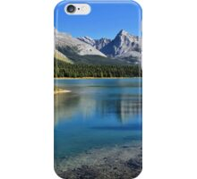 Maligne Lake, Jasper NP iPhone Case/Skin