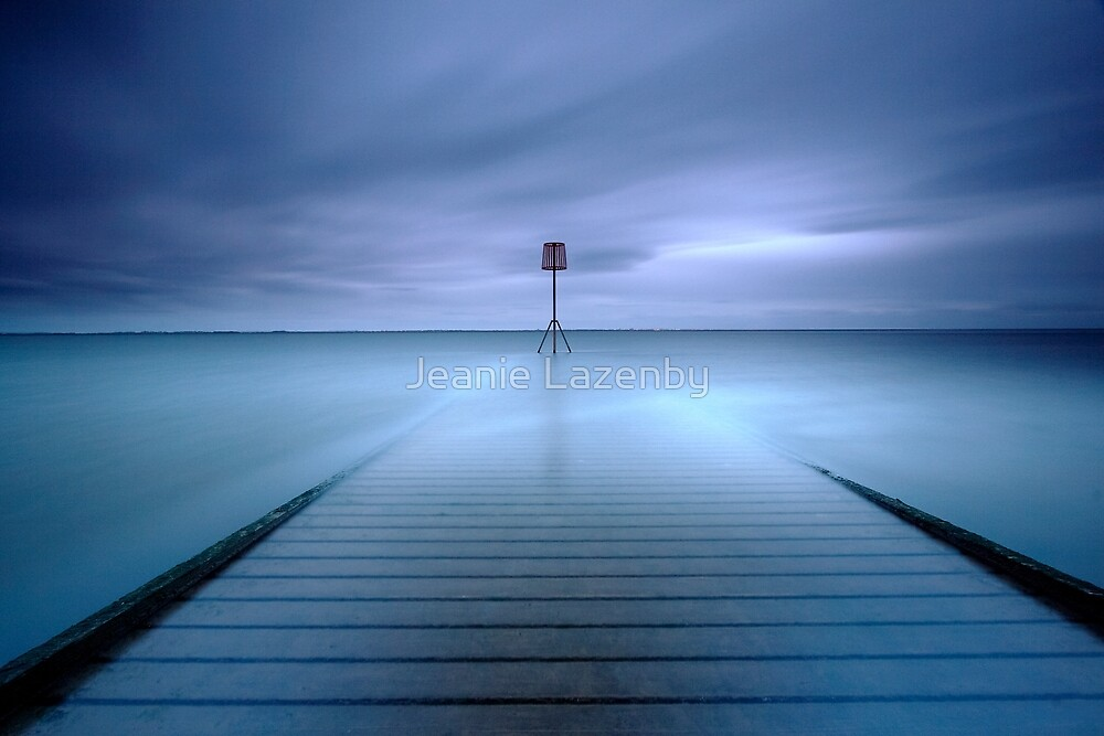 Beacon Blue by Jeanie