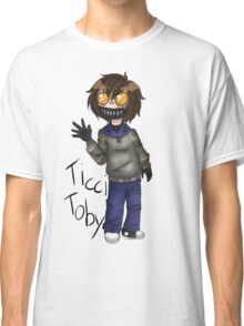 Chibi Ticci Toby  Classic T-Shirt