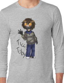 Chibi Ticci Toby  Long Sleeve T-Shirt