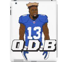 O.D.B. iPad Case/Skin