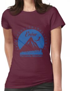 Erebor Womens Fitted T-Shirt