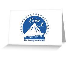 Erebor Greeting Card