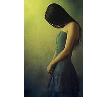 Silent Grief Photographic Print