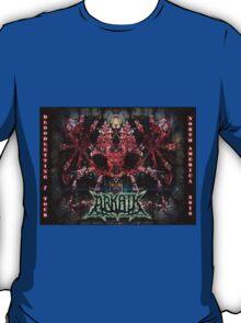 Arkaik Tour Hoodie ~ Bloodletting Tour 2010 T-Shirt