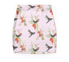 White-tailed Hillstar Hummingbirds Mini Skirt